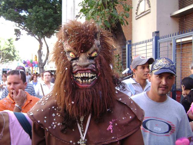 Carnavales 2008 en Sabana Grande Hombre10