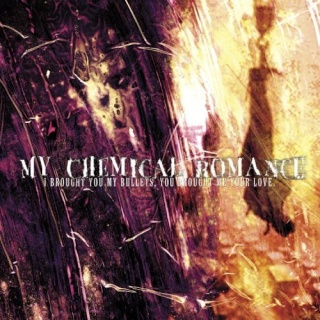 my chemical romance CD's I-brou11