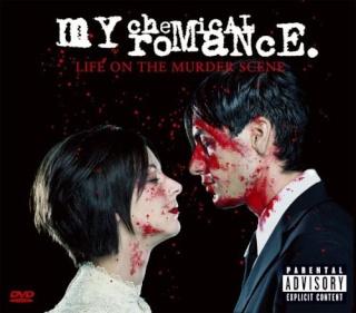 my chemical romance CD's Life-o10