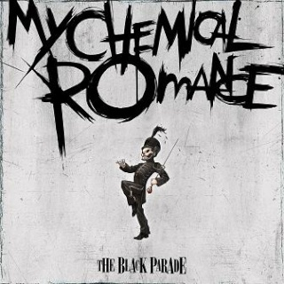 my chemical romance CD's My2bch10