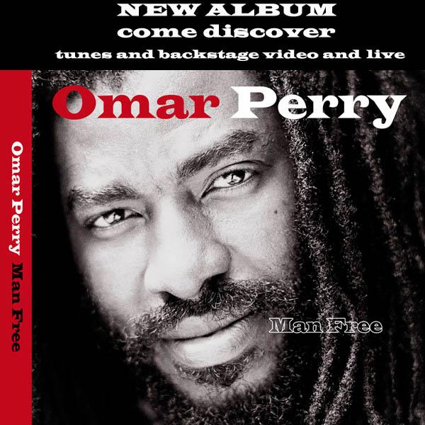 """Omar PERRY Nouvel Album """"Man Free"""" New_al12"""