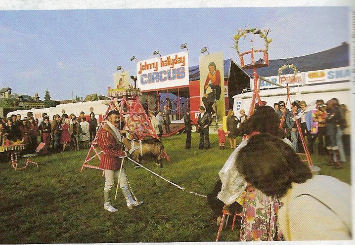 Johnny circus Circus20