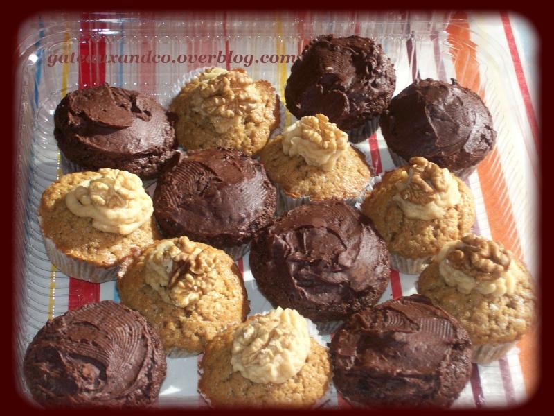 Cupcakes : recettes et décors simples - Page 3 Photo_12