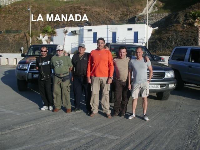 PARTICIPANTES DE LA PRUEBA DE ORIENTACION La_man10