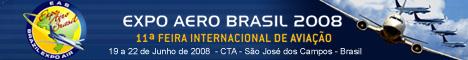 EXPO AERO BRASIL 2008 - FEIRA DE AVIAÇÃO Bexpo110