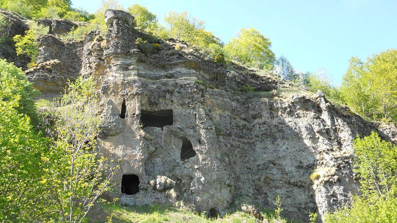 La Roche Percée, Laveissière Dscn1110