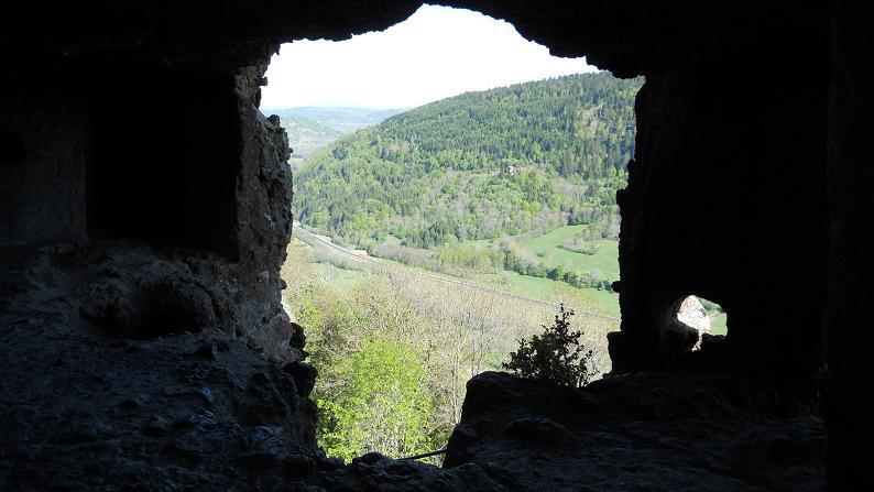 La Roche Percée, Laveissière Dscn1113