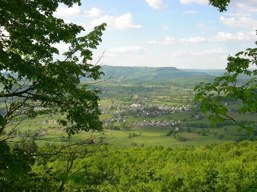 La vallée de la Sumène Dscn5819