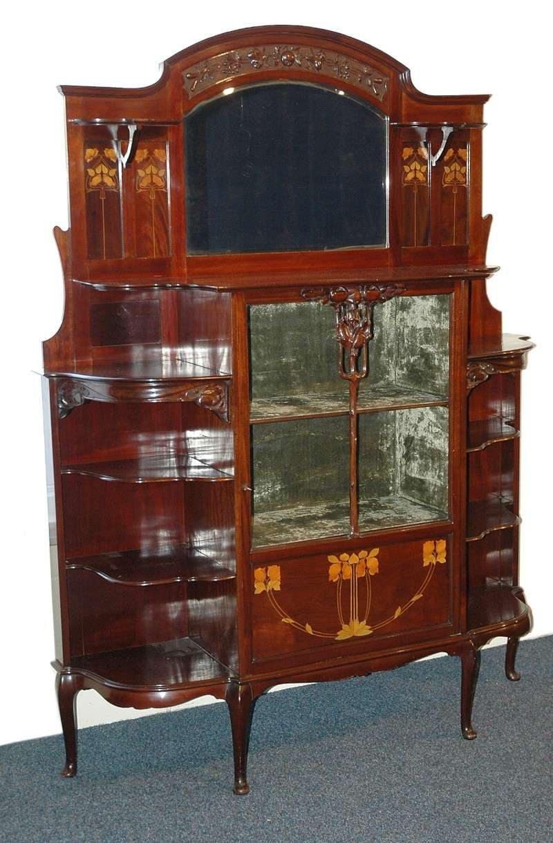 Arts & Crafts Display Cabinet - Liberty or Shapland & Petter 705012