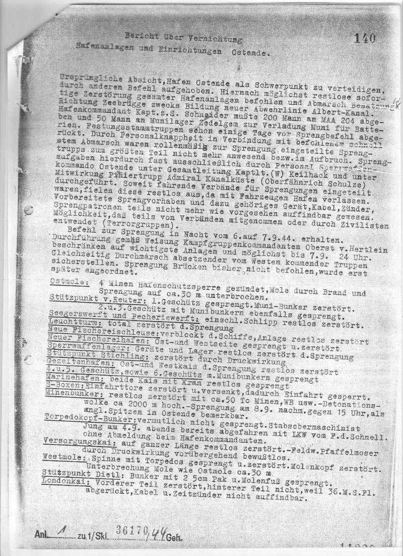 rapport destructions faites par les Allemands 1944 310