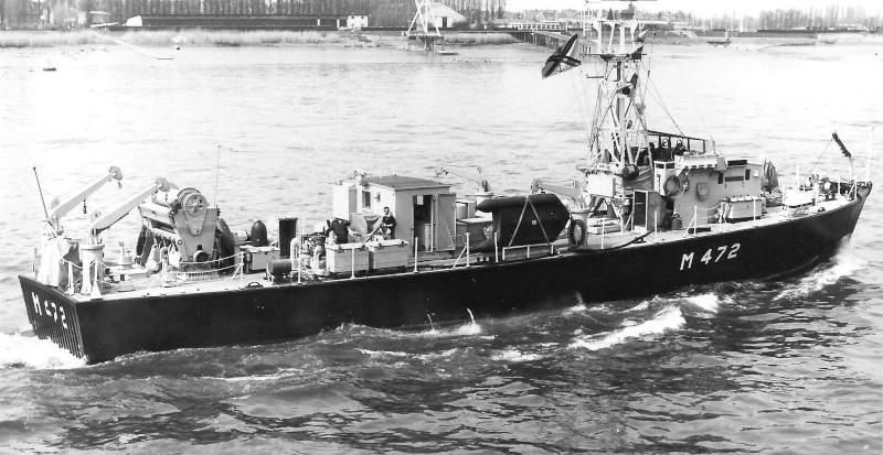 "les dragueurs MSI en service RDS ""Ready Duty Ship"" Kortri10"