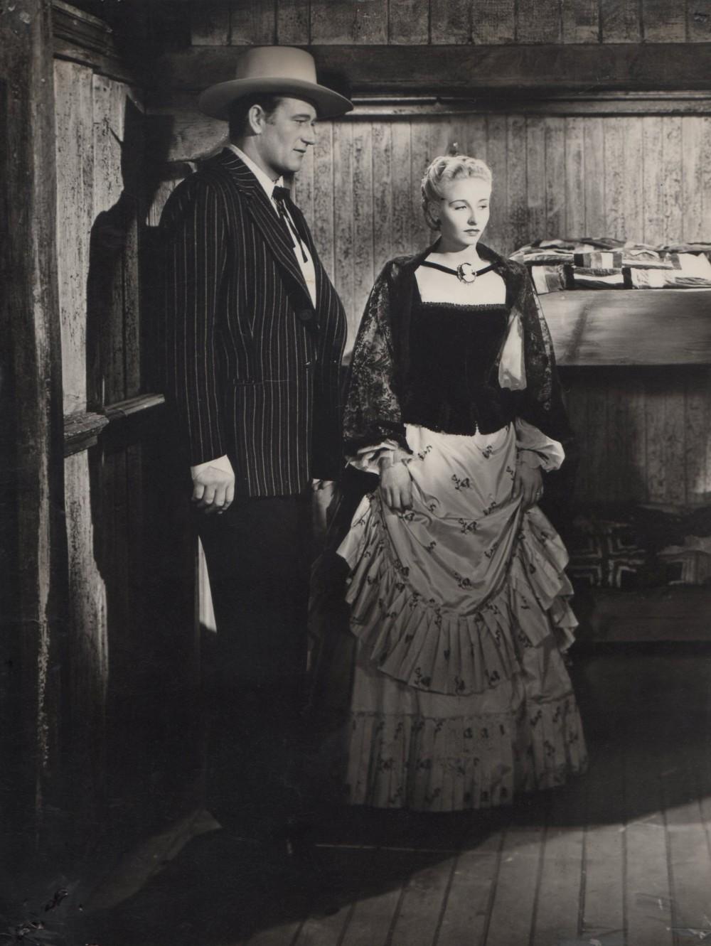 La Femme du Pionnier - Dakota - 1945 A_duk340