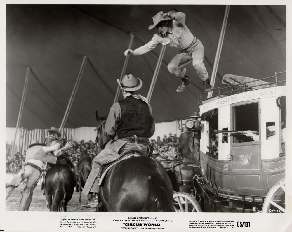 Le Plus Grand Cirque du Monde - Circus World - 1964  - Page 2 A_duk418