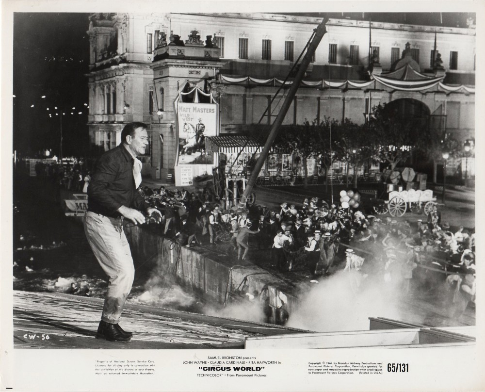 Le Plus Grand Cirque du Monde - Circus World - 1964  - Page 2 A_duk496