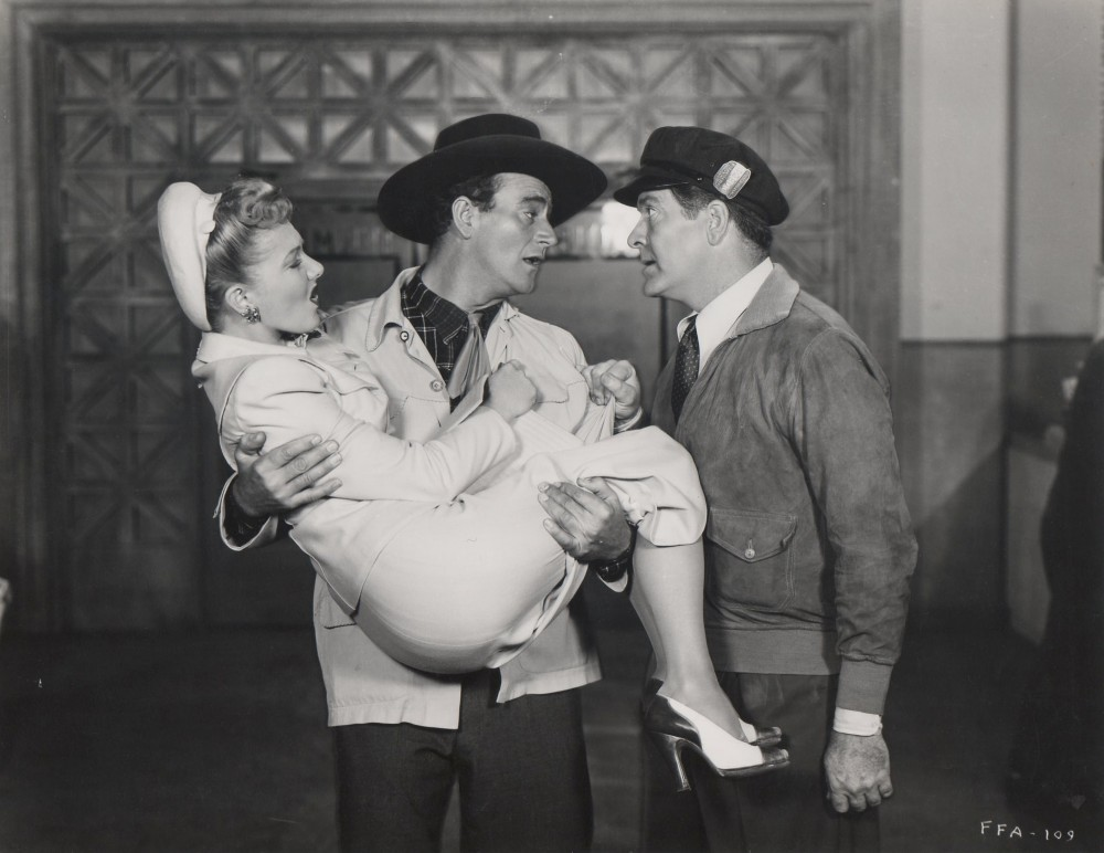 La Fille et son Cowboy - A Lady Takes A Chance - 1943 A_duk598