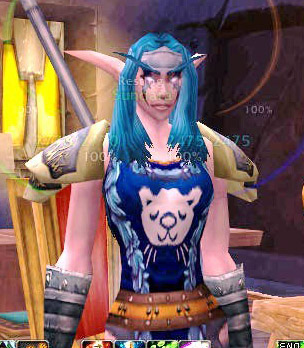 New (and improved) tabard! Wowscr17