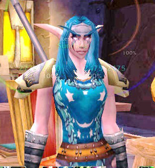 New (and improved) tabard! Wowscr19