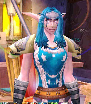 New (and improved) tabard! Wowscr20