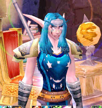 New (and improved) tabard! Wowscr21