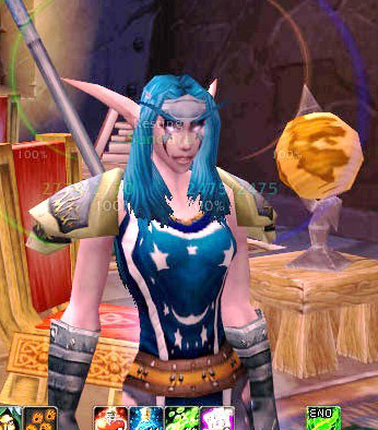 New (and improved) tabard! Wowscr23