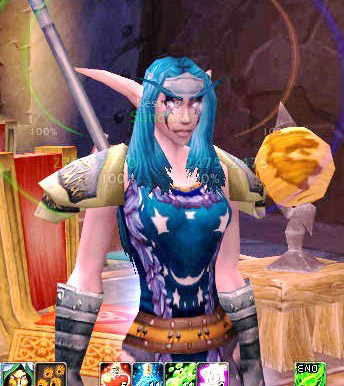 New (and improved) tabard! Wowscr25