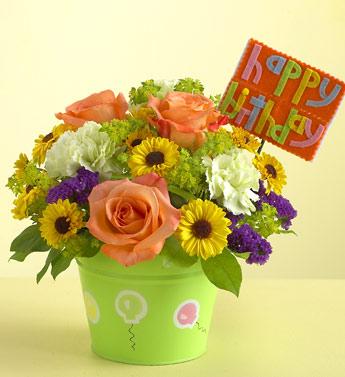 Happy Birthday Vanesa! Floral10
