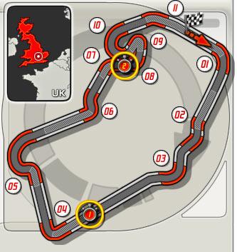 9:GP de Gran Bretaña (Silverstone Circuit) 213