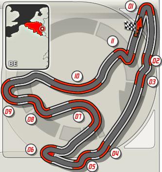 13:GP de Bélgica (Circuit de Spa-Francorchamps) 217
