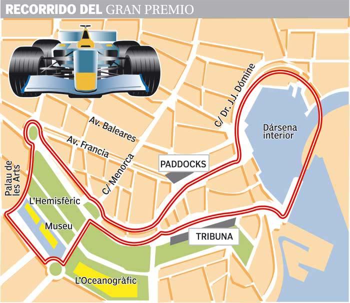 12:GP de Europa (Valencia F1 urban Circuit ) 710