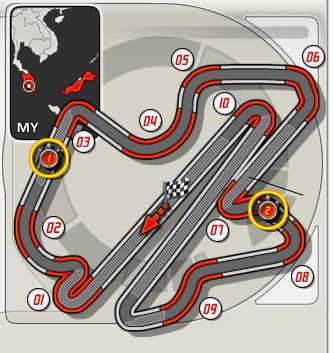 2:GP de Malasia (Sepang International Circuit) Circui10