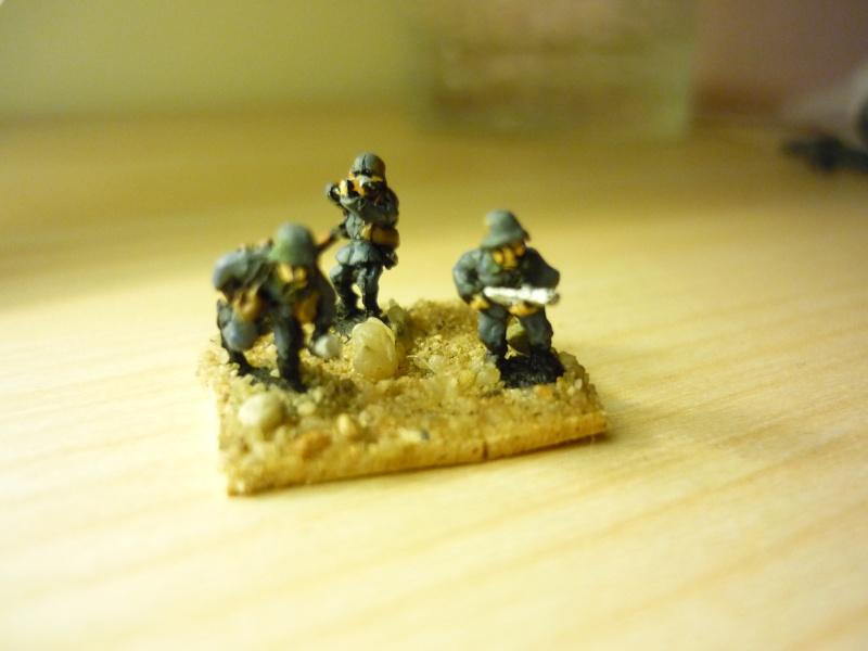 The Great War en 10 mm : Armée allemande 1918 P1020014