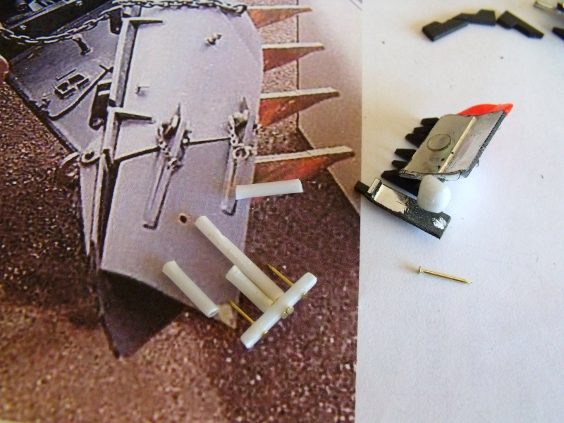 AMX 30 + charrue au 1/72 Dscf8915