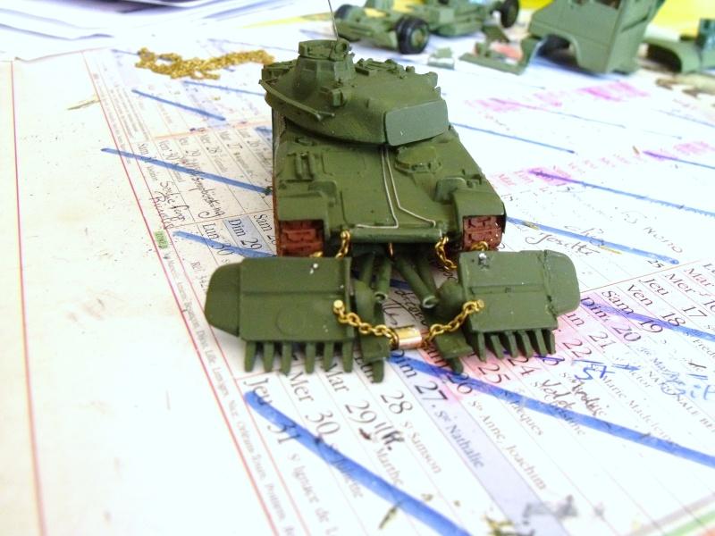 AMX 30 + charrue au 1/72 Dscf9812