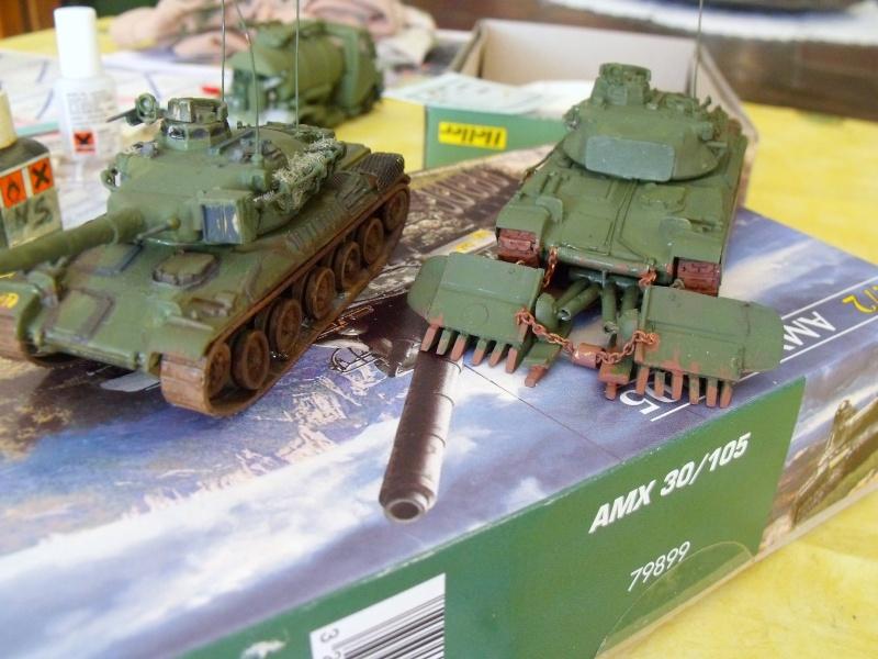 AMX 30 + charrue au 1/72 Dscf9815