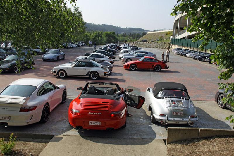 Compte rendu des Porsche Days Francorchamps 2011 Img_5411