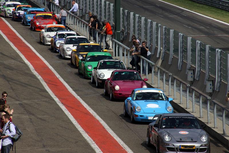 Compte rendu des Porsche Days Francorchamps 2011 Img_5416