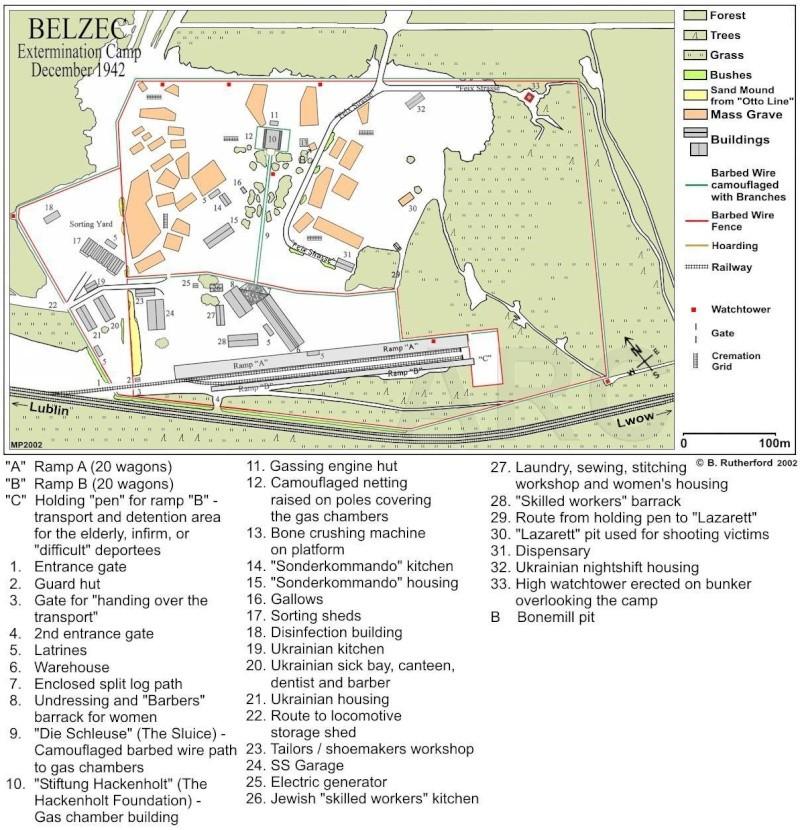 Belzec : histoire, plans et croquis - Page 2 Belzec15