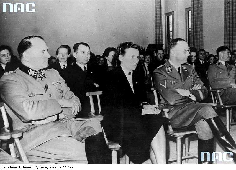 Hedwig Potthast, maîtresse d'Himmler: infos fragmentaires... Himmle10