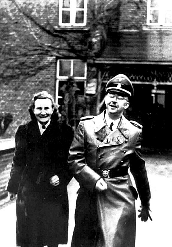 Hedwig Potthast, maîtresse d'Himmler: infos fragmentaires... Himmle11