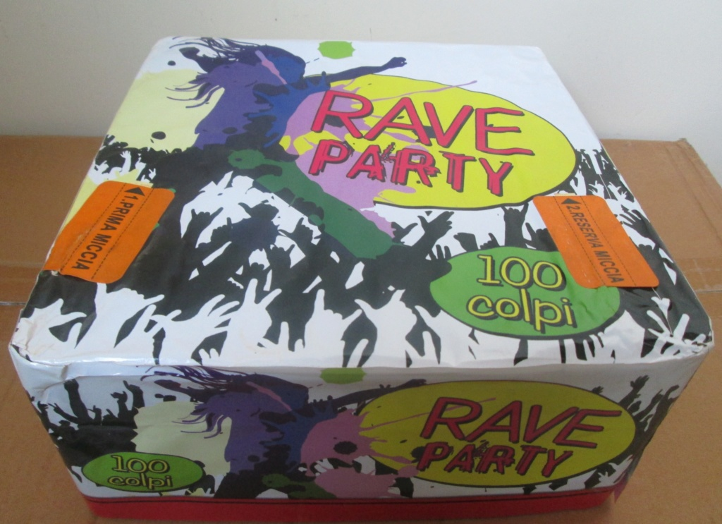 RAVE PARTY 01410