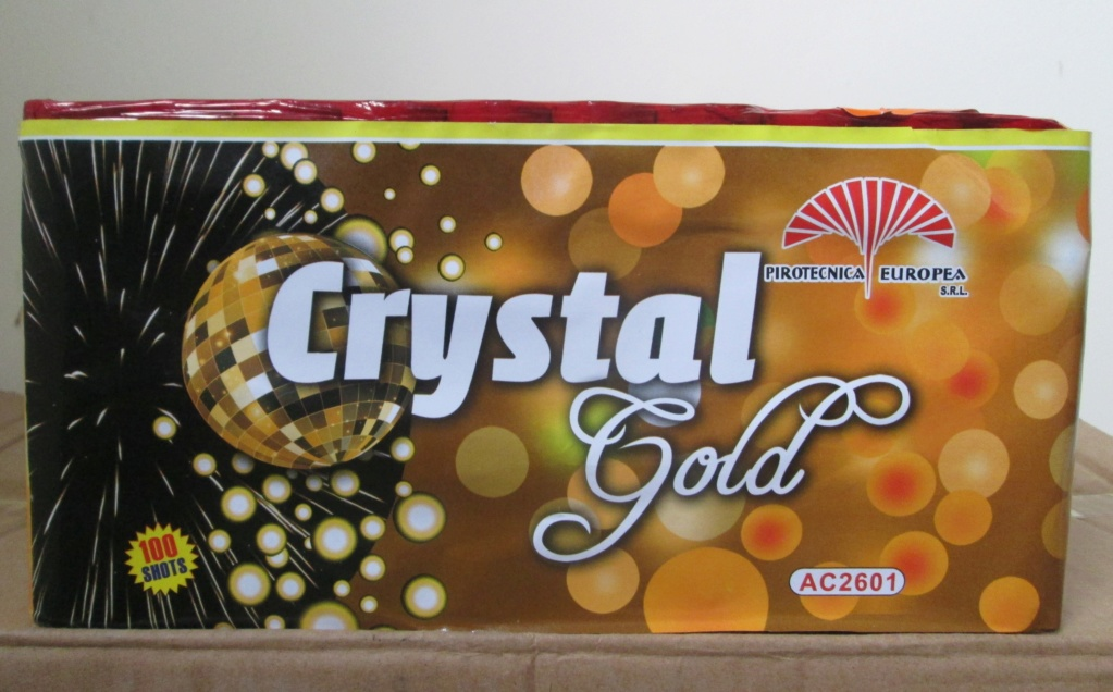 CRYSTAL GOLD 02011