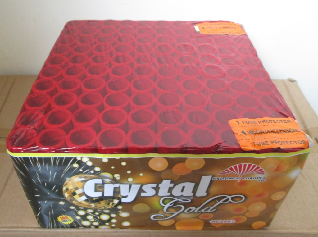 CRYSTAL GOLD 02111