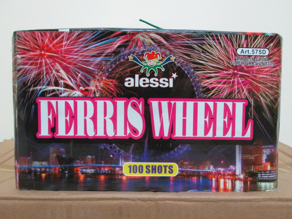 FERRIS WHEEL 02212