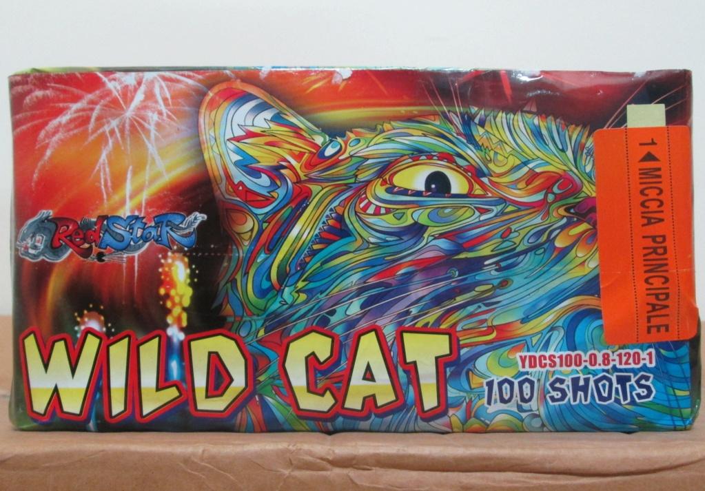 WILD CAT 1610