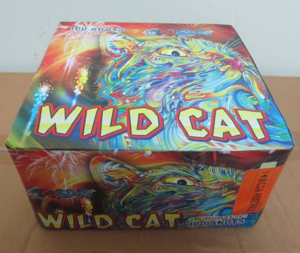 WILD CAT 1710