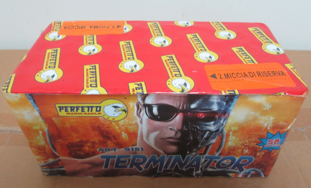 TERMINATOR 811