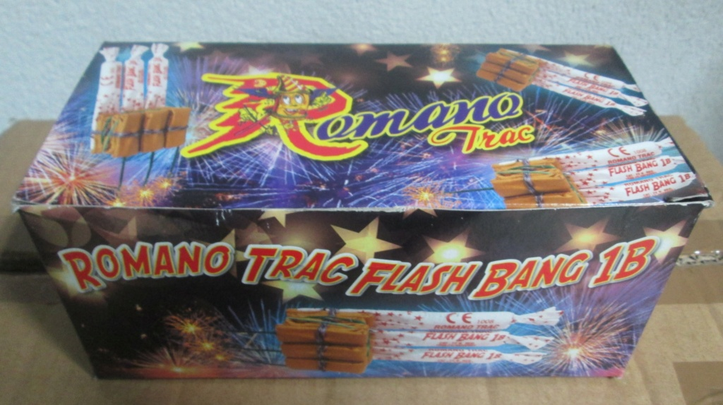 Romano Trac Flash Bang 1B Img_1016