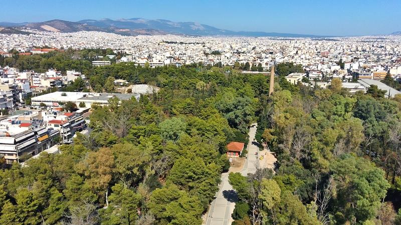 EUROPE, GREECE, ATTICA, AIGALEO, 2019-OCT-13 Mp610