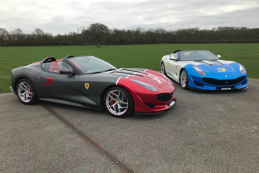 [Ferrari] Modèles uniques / One Off - MàJ : F12 TRS - Page 7 Sp3jc-10