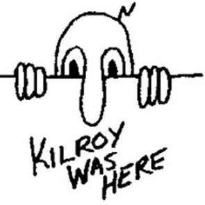 Salutation Kilroy10